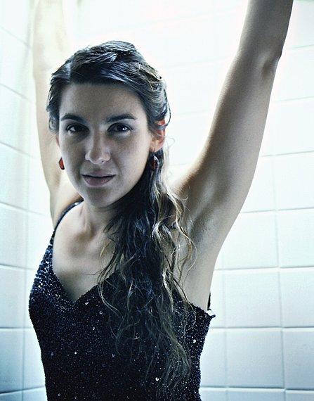 ALICIA JO RABINS | ALBUM COVER