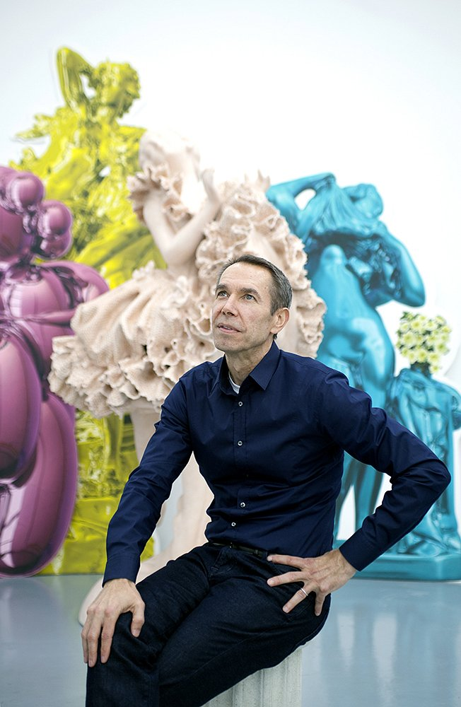 JEFF KOONS | ARTIST