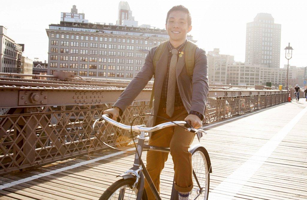 Brooklyn Bike Co - Justin