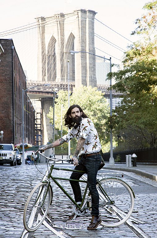 BROOKLYN BIKE CO | THOMO