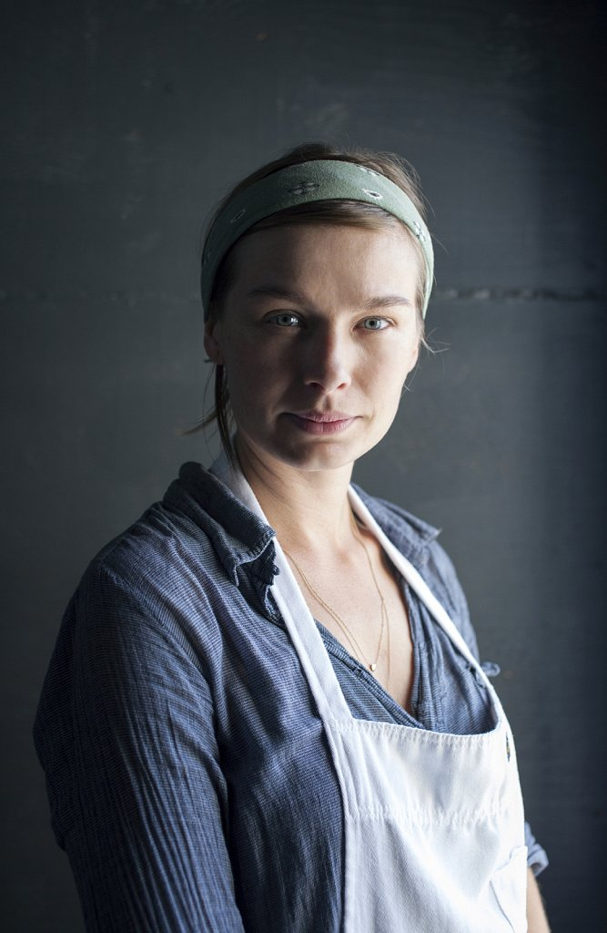 INEZ VALK-KEMPTHORNE | CHEF